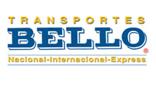 Logo Transportes Bello